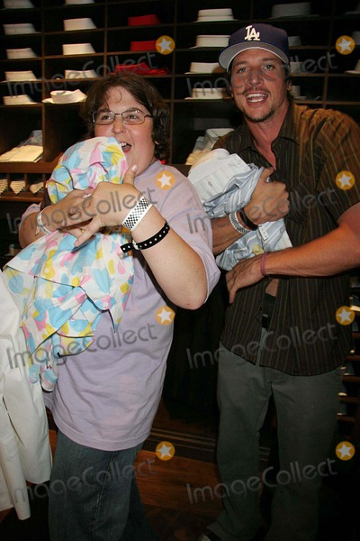 Andy Milonakis Photo - Ben Sherman Takes on LA with Its Second Us Store Opening Beverly Centre Los Angeles CA 06-01-2006 Photo Clinton H WallacephotomundoGlobe Photos Simon Rex and Andy Milonakis