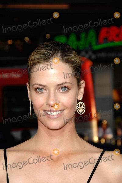 Anna Rawson Photo - Anna Rawson During the Premiere of the New Movie From Warner Bros Pictures Observe and Report Held at Graumans Chinese Theatre on April 6 2009 in Los Angeles Photo Michael Germana - Globe Photos