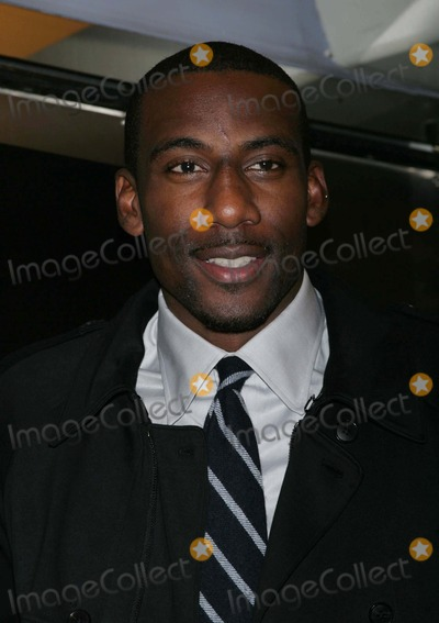 Amare Stoudemire Photo - Amare Stoudemire Arrives For the Premiere of Catfish at the Paris Theatre in New York 09-13-2010 Photo by Sharon NeetlesGlobe Photos Inc
