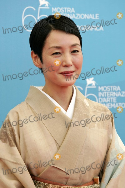 Akir Photo - Kanako Higuchi K59394rharv  Akires to Kame  - Photocall at 65th Venice Film Festival in Venice Italy 08-28-2008 Photo by Roger Harvey-Globe Photos Inc