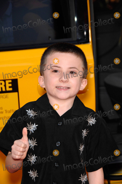 Atticus Shaffer Photo - Atticus Shaffer During the Premiere of the New Movie From Columbia Pictures Hancock Held at Graumans Chinese Theatre on June 30 2008 in Los Angeles Photo Michael Germana  Superstar Images - Globe Photos