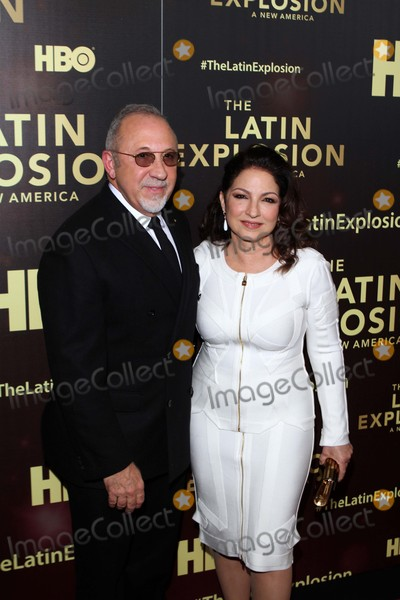 Emilio Estefan Photo - New York Premiere of the Hbo Documentary Film  the Latin Explosion a New America Emilio Estefan Gloria Estefan