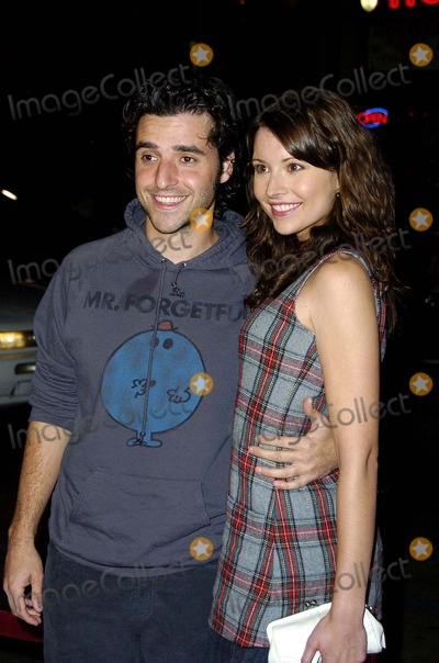 Vanessa Britting Photo - David Krumholtz and Vanessa Britting During the Premiere of the New Movie From New Line Cinema Tenacious D in the Pick of Destiny Held at Graumans Chinese Theatre on November 9 2006 in Los Angeles Photo by Germana-bierlich-Globe Photos Inc