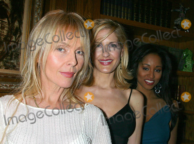 Lillian Muller Photo - W Magazine Honors Author John Livesay Bel Air California 012204 Photo by Clinton H WallaceipolGlobe Photos Inc 2004 Lillian Muller (9 Time Playboy Cover Model) Laurie Coleman and Enya Flack (Cbs Sports Correspondent)