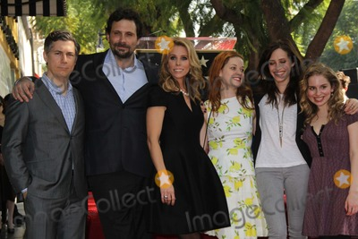 Allie Grant Photo - Actress Cheryl Hines Honored with Star on the Hollywood Walk of Fame Hollywood Blvd in Front of Napoleon Perdis Makeup Academy  Concept Store Hollywood CA 01292014 Chris Parnell Jeremy Sisto Cheryl Hines Jane Levy Carly Chaikin and Allie Grant Clinton H WallacephotomundoGlobe Photos Inc