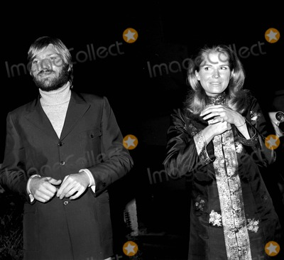 Terry Melcher Photo - Terry Melcher and Candice Bergen at the Benefit For Poor Peoples March 5-16-1968 5725 Photo by Phil RoachipolGlobe Photos Inc Terrymelcherretro Dorisdayrretro
