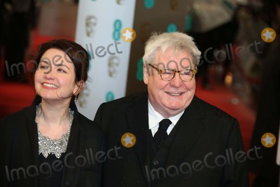 Alan Parker Photo - Director Sir Alan Parker and His Wife Lisa Parker Arrive at the Ee British Academy Film Awards at the Royal Opera House in London England on 10 February 2013 Photo Alec Michael Photo by Alec Michael- Globe Photos Inc
