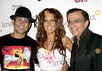 Casey Kasem Photo - Sitv Network Celebrates the Birthday of Tv and Radio Personality Kerri Kasem at Brasserie Les Voyous Hollywood CA (072104) Photo by ClintonhwallaceipolGlobe Photos Inc2004 Mike Kasem Kerri Kasem and Casey Kasem