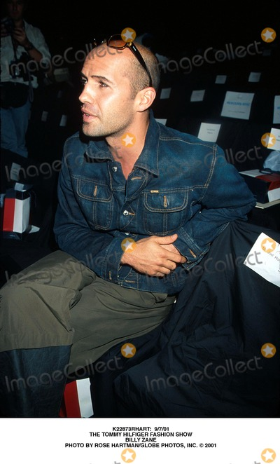 Zane Photo -  9701 the Tommy Hilfiger Fashion Show Billy Zane Photo by Rose HartmanGlobe Photos Inc