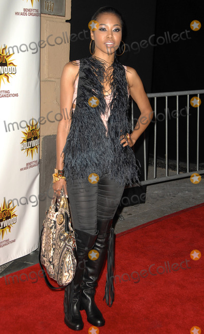 Amerie Photo - The 3rd Annual Hot in Hollywood to Benefit Two Foundations Aids Healthcare and the Real Medicine Foundationsheld at the Avalon Hollywood California 081608 Photodavid Longendyke-Globe Photos Inc 2008 Image Amerie