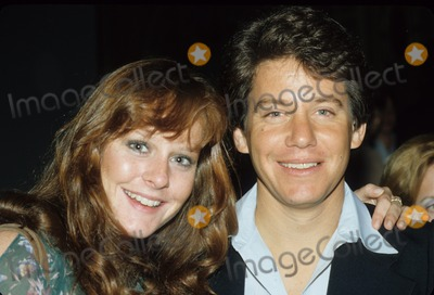 Mary McDonough Photo - Mary Mcdonough with Anson Williams 1981 E0575c Photo by Bob V Noble-Globe Photos Inc