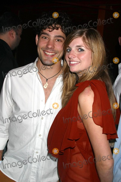 Adam Larson Photo - Stuff Magazines Bathroom Tapes Afterparty Forbidden City Hollywood CA 011504 Photo by Clinton HwallaceipolGlobe Photo Inc 2004 Adam Larson ( Mtv Road Rules ) and Trishelle Canatella
