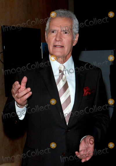 Alex Trebek Photo - Alex Trebek Jeopardy Hall of Fame Ribbon Cutting Ceremony Held at Sony Pictures Entertainment Stage 10culver Cityca September 20 - 2011 Photo Tleopold-Globe Photos Inc