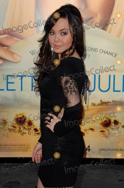 Anna Maria Perez Photo - Anna Maria Perez DE Tagle attending the Los Angeles Premiere of Letters to Juliet Held at the Graumans Chinese Theatre in Hollywood CA 05-11-10 Photo by D Long- Globe Photos Inc 2010