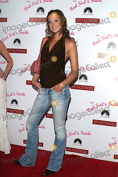 Emily Foxler Photo - The Bad Girls Premiere Party Starring Jenny Mccarthy Beauty Bar Los Angeles CA 05-10-05 Jaimie Rodriguez  Globe Photos (C) 2005 Emily Foxler