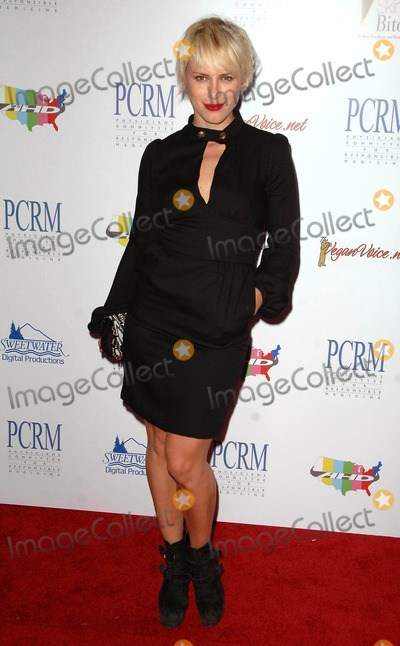 Aria Crescendo Photo - Aria Crescendo attends the Art of Compassion (Pcrm) 25th Anniversary Gala Held at the Lot in West Hollywood CA 04-10-10 Photo by D Long- Globe Photos Inc 2010