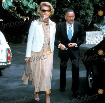 Barbara Sinatra Photo - Frank Sinatra_barbara Globe Photosinc 1977 Franksinatraretro