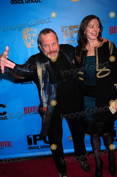 Monty Python Photo - Monty Pythons 40th Anniversary Event at Ziegfeld Theatre in New York City 10-15-2009 Photo by Ken Babolcsay-ipol-Globe Photos Inc Terry Gilliam
