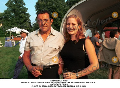 Andrew Tilberis Photo -  (800) Leonard Riggio Party at His Residence For the Hayground School in NY Andrew Tilberis Photo by Sonia MoskowitzGlobe Photos Inc