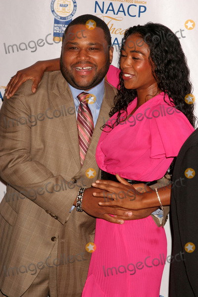 Ananda Lewis Photo - the 18th Annual Beverly Hillshollywood Naacp Theatre Awards Kodak Theatre Hollywood CA 063008 Anthony Anderson and Ananda Lewis Photo Clinton H Wallace-photomundo-Globe Photos Inc