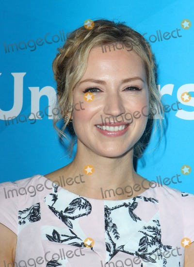 Beth Riesgraf Photo - Beth Riesgraf attends NBC Universal Summer Press Day 2015 at the Langham Hotel on April 2 2015 in Pasadena California UsaphotoleopoldGlobephotos