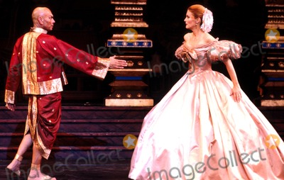 Yul Brynner Photo - the King and I Yul Brynner_constance Towers Globe Photosinc