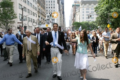 Andrew Cuomo Photo - Salute to Israel Day Parade Marchers Walk Up 5th Avenue in Manhattan                                                                        Bruce Cotler - Globe Photos                        6  5  11  New York Governor Andrew Cuomo