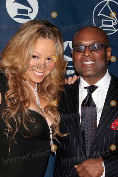 Jimmy Jam Photo - the New York Chapter of the Recording Academy Presents the Recording Academy Honors Gotham Hall New York City 12-07-2005 Photo John Barrett  Globe Photos Inc 2005 Mariah Carey and Jimmy Jam