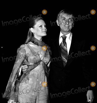 Aaron Spelling Photo - Aaron Spelling with Wife Candy at the Talian Party 4161970 7027 Photo by Phil RoachipolGlobe Photos Inc