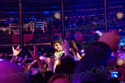 Alex Greenwald Photo - Mark Ronson-live Concert-electric Proms the Roundhouse Camden London United Kingdom 10-24-2007 Photo by Amanda Rose-richfotocom -Globe 002055 Alex Greenwald