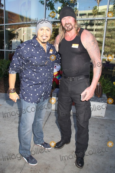 Benny Nieves Photo - Sons of Anarchy Castmembers Visit Childrens Hospital Los Angeles at the 6th Annual Celebrity Blood Drive Childrens Hospital Los Angeles Hollywood CA 12062014 Benny Nieves and Rusty Coones Clinton H WallacephotomundoGlobe Photos Inc