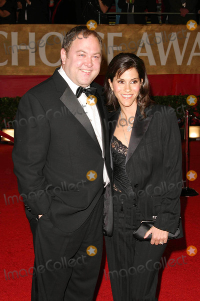 Mark Addy Photo - the 30th Annual Peoples Choice Awards at the Civic Center Pasadena California 011104 Photo by Kathryn IndiekGlobe Photos Inc 2004 Mark Addy and Jamie Gertz