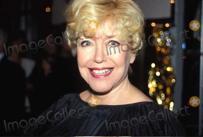 Dorothy Loudon Photo - 11101990 Photo Bill Crespinel Globe Photos Inc 1990 Dorothy Loudon Dorothyloudonretro