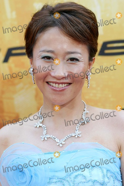 Akemi Matsuno Photo - Spiderman 2 Los Angeles Premiere at Mann Village Theatre Westwood CA (062204) Photo by ClintonhwallaceipolGlobe Photos Inc2004 Akemi Matsuno