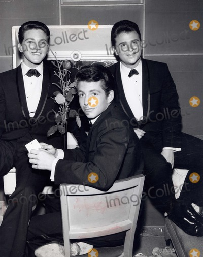 Paul Petersen Photo - Paul Petersen with Glenn Perry and Darryl Richard on the Set of the Donna Reed Show Supplied by Globe Photos Inc
