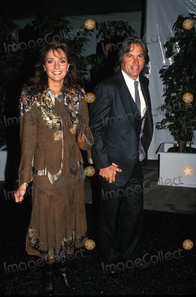 Jennifer ONeill Photo - Jennifer Oneill and Husband Richard Alan 03-1989 Photo by Michelson-Globe Photos