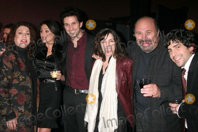 Angela Pupello Photo - West of Brooklyn Los Angeles Premiere Sunset Blvd-theatre 68 Hollywood CA 021908 Liz Torres Joleigh Fioreavanti Ronnie Marmo Angela Pupello Robert Costanzo and Danny Cistone-director Photo Clinton H Wallace-photomundo-Globe Photos Inc