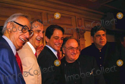 Amazing Kreskin Photo - Tony Danza Speaks at the Friars Club Celebrity Luncheon Series New York City 03-14-2007 Photo by Mark Kasner-Globe Photos the Amazing Kreskin Joey Reynolds Tony Danza Chi Chi  Vincent Pastore and Nick Puccio