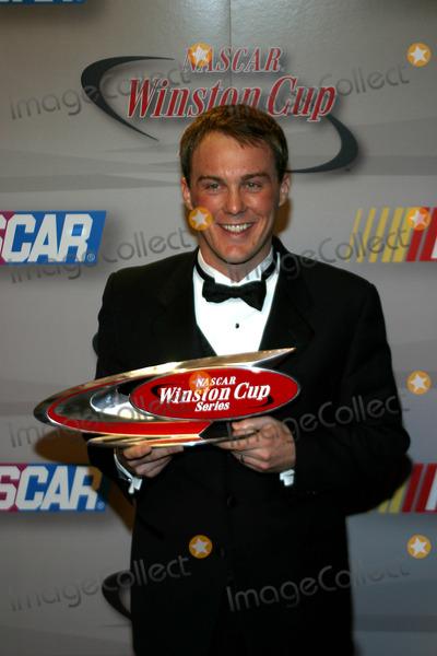 Kevin Harvick Photo - the 2003 Nascar Winston Cup Series Awards Ceremony at the Waldorf Astoria Hotel in New York City 12052003 Photo by Rick MacklerrangefinderGlobe Photos Inc 2003 Kevin Harvick
