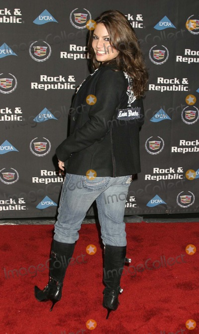 Andrea Bernholtz Photo - Cadillac Presents Rock  Republic Fall 05 Fashion Show Sony Studios Culver City California 03-19-2005 Photo Clinton H WallacephotomundoGlobe Photos 2005 Andrea Bernholtz - Rock  Republic Founder