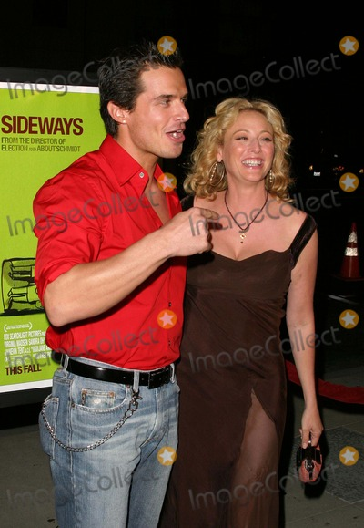 Antonio Sabato Jr Photo - Sideways Los Angeles Premiere at the Academy of Motion Picture Arts  Sciences in Beverly Hills California 10122004 Photo by Kathryn IndiekGlobe Photos Inc 2004 Virginia Madsen and Antonio Sabato Jr