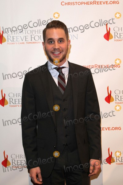 DANA REEVES Photo - The Christopher  Dana Reeve Foundation Hosts  a Magical Evening at Cipriani Wall Street in New York City Ben Platt