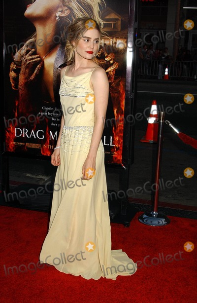Alison Lohman Photo - the Premiere of Drag Me to Hell at the Chinese Theater Hollywood CA 05-12-2009 Photo by Phil Roach-ipol-Globe Photos Alison Lohman