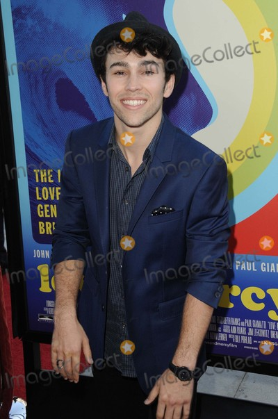 Max Schneider Photo - Max Schneider attending the Los Angeles Premiere of Love  Mercy Held at the Academy of Motion Picture Arts and Science in Beverly Hills California on June 2 2015 Photo by D Long- Globe Photos Inc