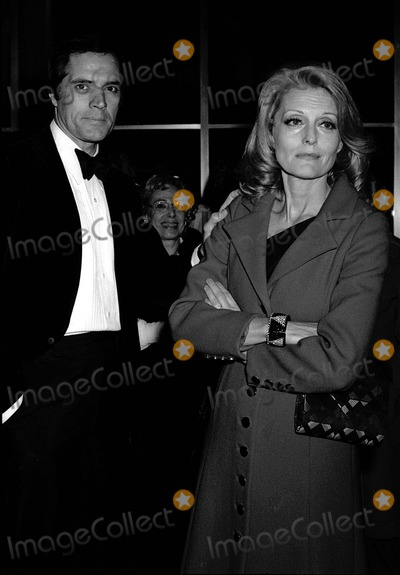 Yitzhak Rabin Photo - John Gavin with His Wife Constance Towers at Dinner Honoring Yitzhak Rabin in Beverly Hilton Hotel 2-3-1976 10010 Photo by Phil Roach-ipol-Globe Photos Inc