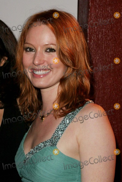 Alicia Witt Photo - Chris Noth Hosts the Rainforest Action Networks NYC Celebration at the Plumm the Plumm-nyc-111007 Alicia Witt Photo by John B Zissel-ipol-Globe Photos Inc 2007
