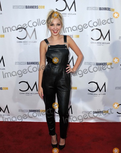Audrey Whitby Photo - Audrey Whitby attending China Anne Mcclains Sweet 16 Birthday Bash Held at the Cbs Radford Studios in Studio City California on September 4 2014 Photo by D Long- Globe Photos Inc