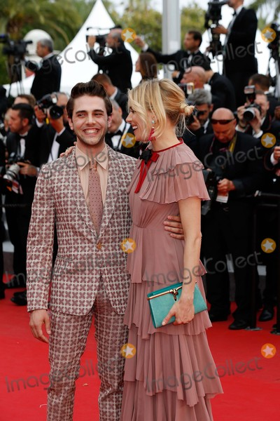 Xavier Dolan Photo - Sienna Miller Xavier Dolan Premiere Macbeth Cannes Film Festival 2015 Cannes France May 23 2015 Roger Harvey