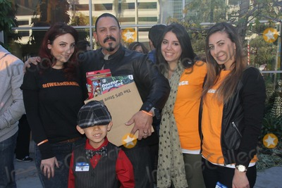 Benny Nieves Photo - 5th Annual Celebrity Blood Drive Hosted by Nicholas Gonzalez and Benny Nieves Childrens Hospital Los Angeles-blood Donation Center Los Angeles CA 12142013 Angela Yepremian Rocco Emilio Rivera Nellie Plouzian and Vicky Palyan Clinton H WallacephotomundoGlobe Photos Inc