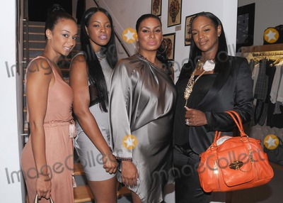 Jackie Christie Photo - Intimate Welcome Soiree For Vh1 Basketball Wives Los Angeles Laura Govan at Code C in West Hollywood CA 8411 Photo by Scott Kirkland-Globe Photos  2011 Draya Michele Malaysia Pargo Laura Govan Jackie Christie